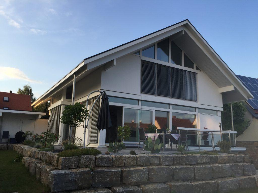 Modernes Fachwerkhaus Haus Von Huf Modernes Fachwerkhaus