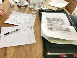 Modenres Fachwerkhaus - Ausbauhaus Planung 2